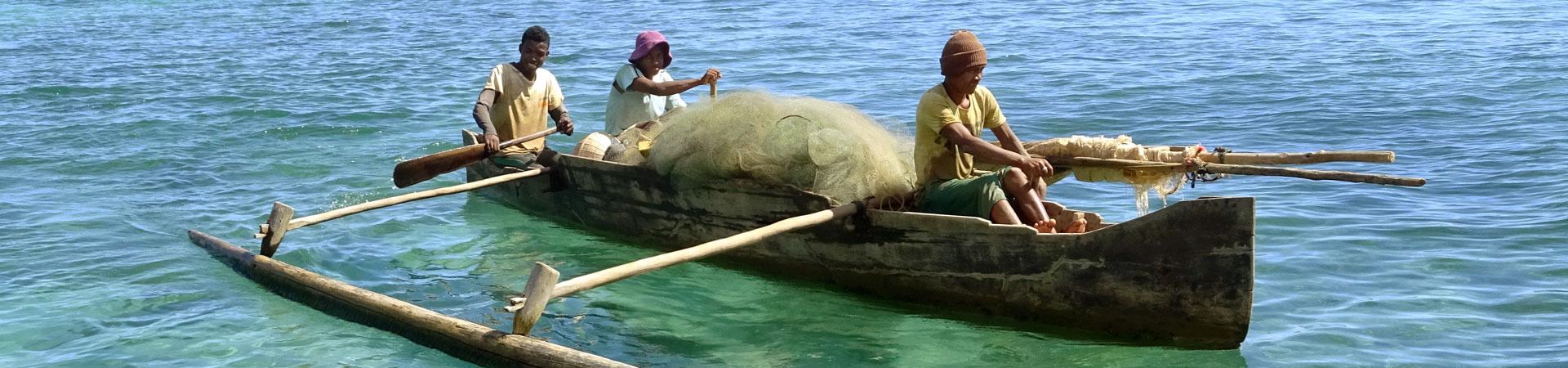 pêche locale